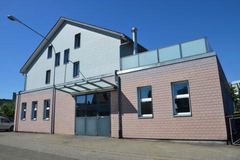 Verkauft: Wohn- und Gewerbeliegenschaft in 4900 Langenthal: Arbeiten und wohnen unter einem Dach