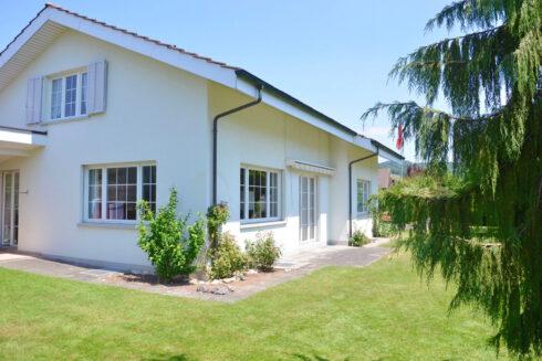 Verkauft: 6.5 - Zi. Einfamilienhaus in 4800 Zofingen: Ein Haus voller Charme