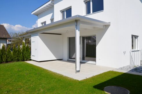 Verkauft: 5.5 - Zi. Doppeleinfamilienhaus in 4805 Brittnau: Ein Neubau an attraktiver Lage