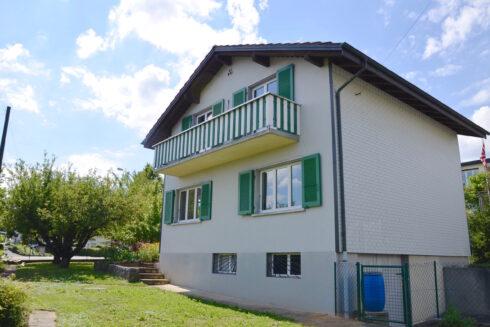 Verkauft: 5 - Zi. Einfamilienhaus in 4614 Hägendorf: Beste Aussichten für Ihr neues Zuhause!