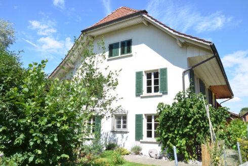 Verkauft: 2.5 - Zi. Wohnung in Winterhaldenstrasse 3, 4665 Oftringen: Gemütliche 2 1/2 - Zimmer Bauernhauswohnung