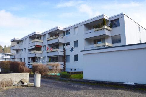 Verkauft: 3.5 - Zi. Wohnung in Schützenweg 1, 4813 Uerkheim: Endlich ein Eigenheim!