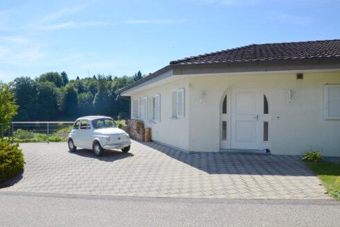 Verkauft: 7.5 - Zi. Einfamilienhaus in 4805 Brittnau: Komfort an bester Lage