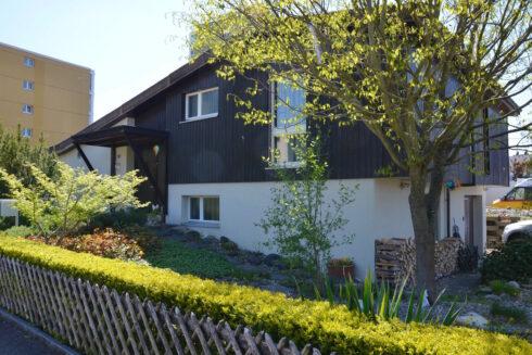 Verkauft: 5.5 - Zi. Einfamilienhaus in 4800 Zofingen: Stadtnahes Wohnen in Zofingen
