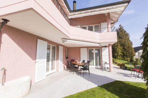 Verkauft: 5.5 - Zi. Einfamilienhaus in 5745 Safenwil: Gehobenes Wohnen mit Weitblick