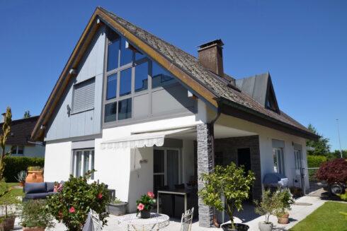 Verkauft: 5.5 - Zi. Einfamilienhaus in 4624 Härkingen: Zum Verlieben schön!