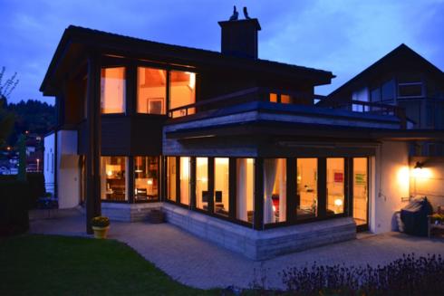 Verkauft: 6.5 - Zi. Einfamilienhaus in 4800 Zofingen: Lebensqualität am Waldrand