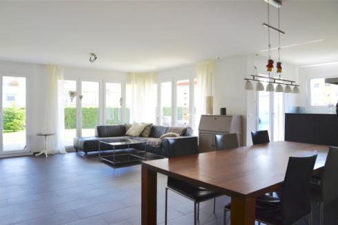 Verkauft: 5.5 - Zi. Wohnung in Riedweg 13, 4800 Zofingen: Die Traumwohnung am Fusse des Zofinger Hausberges