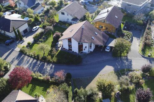 Verkauft: 7.5 - Zi. Einfamilienhaus in 4806 Wikon: Herrschaftlich wohnen beim Schloss Wikon!