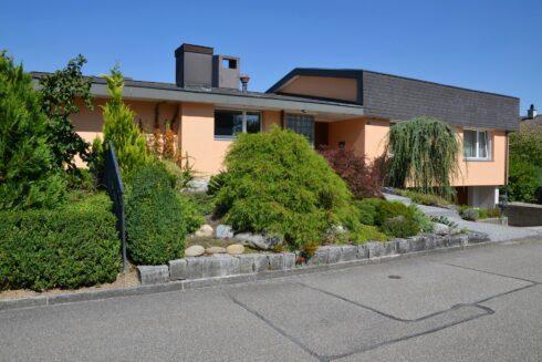 Verkauft: 5.5 - Zi. Einfamilienhaus in 4852 Rothrist: Ein Wohntraum an attraktiver Lage in Rothrist