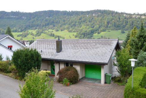 Verkauft: 5.5 - Zi. Einfamilienhaus in 4663 Aarburg: Das einzigartige Bijou im Sonnenschein
