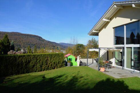 Verkauft: 5.5 - Zi. Einfamilienhaus in 4852 Rothrist: Liebe auf den ersten Blick