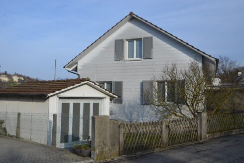 Verkauft: 5.5 - Zi. Einfamilienhaus in 4663 Aarburg: Eigenheim mit Raum für Ihre Ideen