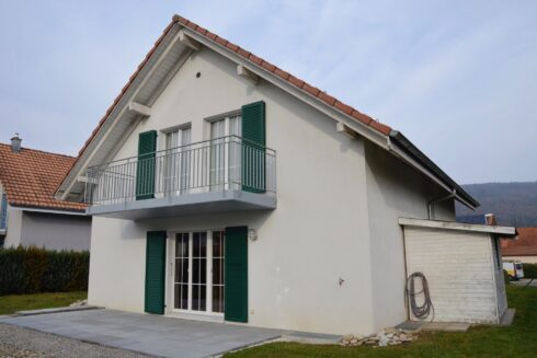 Verkauft: 5.5 - Zi. Einfamilienhaus in 4618 Boningen: Das sonnige Plätzchen in Boningen