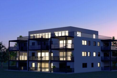 Verkauft: 3.5 - Zi. Eigentumswohnung in 5737 Menziken: Wohneigentum für hohe Ansprüche