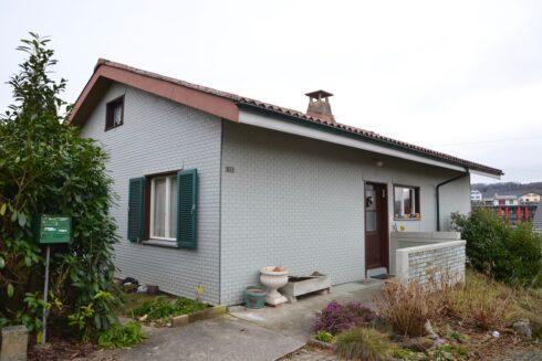 Verkauft: 3.5 - Zi. Einfamilienhaus in 5745 Safenwil: Der Handwerker-Traum in Safenwil