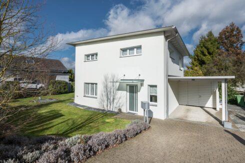 Verkauft: 5.5 - Zi. Einfamilienhaus in 4852 Rothrist: Verwirklichen Sie Ihren Traum vom Eigenheim