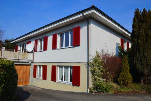 Verkauft: 7.5 - Zi. Einfamilienhaus in 5300 Ennetturgi: Ein Haus mit Möglichkeiten ohne Ende