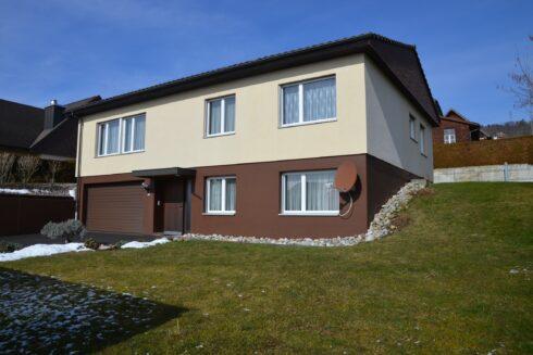 Verkauft: 5.5 - Zi. Einfamilienhaus in 4614 Hägendorf: Das Eigenheim mit Weitblick