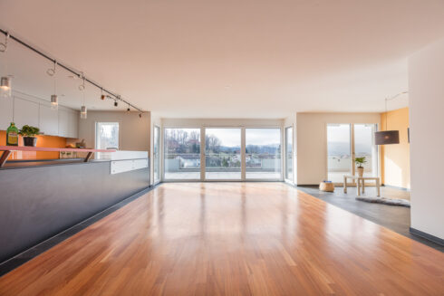 Verkauft: 4.5 - Zi. Wohnung in 5014 Gretzenbach: Wenn es etwas Besonderes sein soll