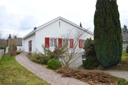 Verkauft: 5.5 - Zi. Einfamilienhaus in 4800 Zofingen: Das sonnenverwöhnte Plätzchen in Zofingen