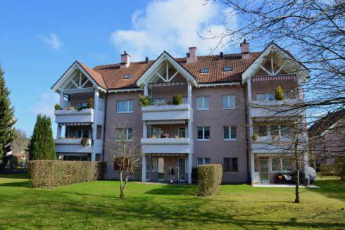 Verkauft: 4.5 - Zi. Wohnung in Oberfeldstrasse 10, 4665 Oftringen: Wohnen an zentraler, ruhiger Lage