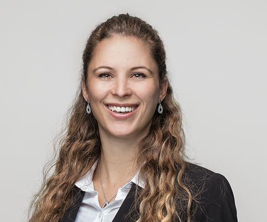 Immo Bolliger AG: Melanie Senn