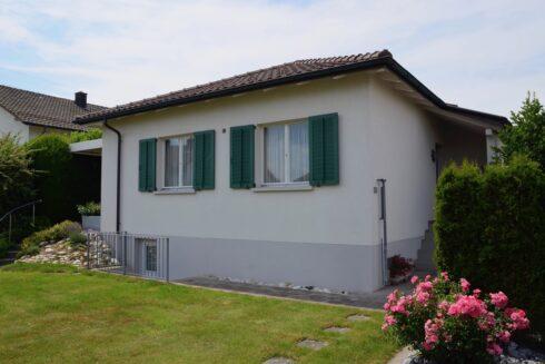 Verkauft: 4 - Zi. Einfamilienhaus in 4665 Oftringen: Ein einzigartiges Schmuckstück