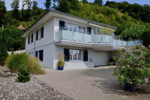Verkauft: 5.5 - Zi. Einfamilienhaus in 4806 Wikon: Mehr als ein Haus - Kommen Sie nach Hause