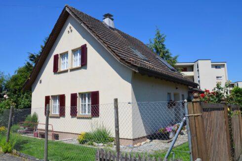 Verkauft: 4.5 - Zi. Einfamilienhaus in 4665 Oftringen: Das Haus mit dem gewissen Etwas