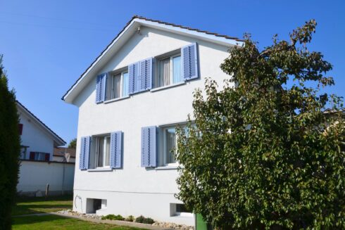 Verkauft: 4 - Zi. Einfamilienhaus in 4802 Strengelbach: Ihre Zukunft in Strengelbach