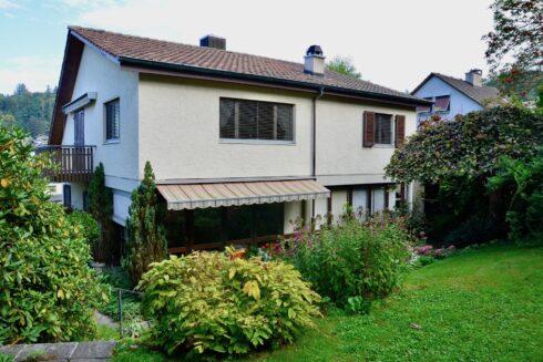 Verkauft: 5.5 - Zi. Einfamilienhaus in 4800 Zofingen : Ein Stück vom Glück