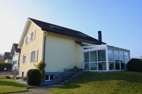Verkauft: 5.5 - Zi. Einfamilienhaus in 4802 Strengelbach: Beginnen Sie Ihre Zukunft in diesem Eigenheim
