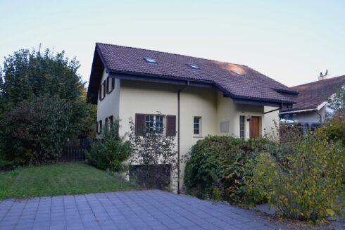 Verkauft: 5.5 - Zi. Einfamilienhaus in Im Bättel 201, 4618 Boningen: Ein Haus mit Charakter
