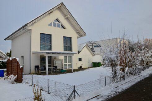 Verkauft: 7.5 - Zi. Einfamilienhaus in 4805 Brittnau: Ein Traumhaus für Ihre Familie