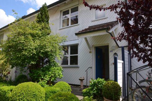 Verkauft: 5.5 - Zi. Reiheneinfamilienhaus in 4663 Aarburg: Ein bezauberndes Zuhause