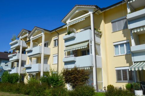 Verkauft: 4.5 - Zi. Wohnung in 4665 Oftringen: Ideale Wohnung an zentraler Lage
