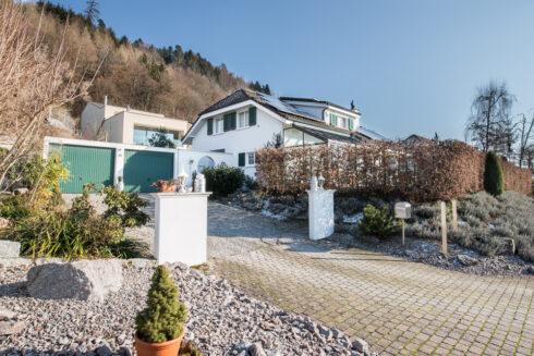 Verkauft: 5.5 - Zi. Einfamilienhaus in 4806 Wikon: Landhausstil mit viel Herz