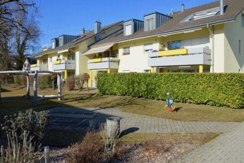 Verkauft: 4.5 - Zi. Wohnung in 4663 Aarburg: Ideal gelegene Eigentumswohnung in gepflegter Überbauung