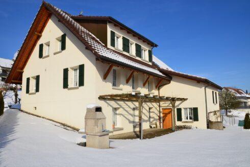 Verkauft: 6.5 - Zimmer Einfamilienhaus in 5746 Walterswil: Ein- oder Zweifamilienhaus mit Charme