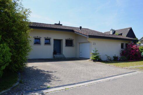 Verkauft: 5.5 - Zi. Einfamilienhaus in 4802 Strengelbach: Ein Wohnerlebnis par excellence
