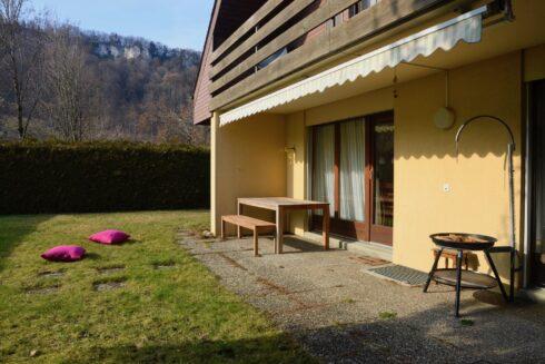 Verkauft: 4.5 - Zi. Einfamilienhaus in 4663 Aarburg: In guter Nachbarschaft mit dem Born