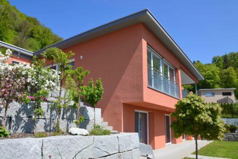 Verkauft: 5.5 - Zi. Einfamilienhaus in 4806 Wikon: Ein Wohnerlebnis par excellence