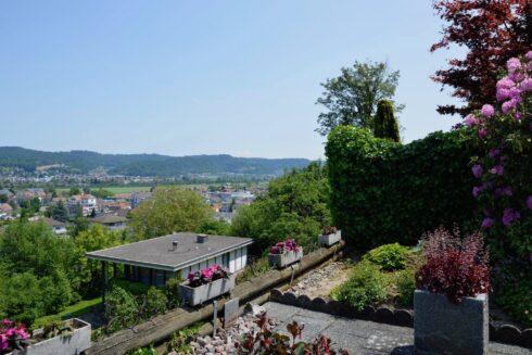 Verkauft: 4.5 - Zi. Einfamilienhaus in 4802 Strengelbach: Ihr Eigenheim mit Weitsicht