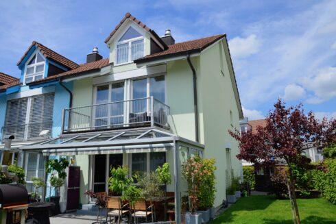 Verkauft: 4.5 - Zi. Einfamilienhaus in 4802 Strengelbach: Ein Wohntraum an sonniger Lage