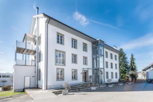 Verkauft: 5.5 - Zi. Loft-Wohnung  in 4665 Oftringen: Liebhaberobjekt in ehemaliger Weberei mit viel Umschwung