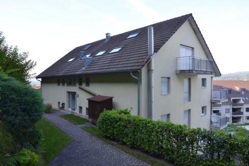 Verkauft: 4.5 - Zimmer Wohnung in Schürbergstrasse, 4805 Brittnau: Schöner Wohnen am Waldrand