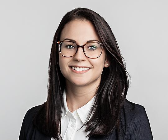 Immo Bolliger AG: Luisa Vogel