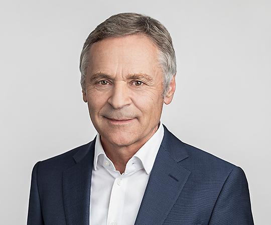 Immo Bolliger AG: Hans Bolliger