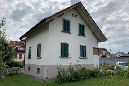 Verkauft: 3 - Zi. Einfamilienhaus in 4663 Aarburg: Grossartiges Haus für Leute mit Geschick und Ideen
